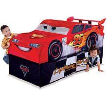 Playhut Cars Lightning McQueen Play Structure New