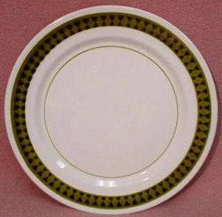 Mikasa China Dominique 4017 Chop Plate Round Platter