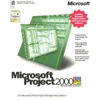 Microsoft Office Project 2000 Full Retail Version Windows 95 98 NT