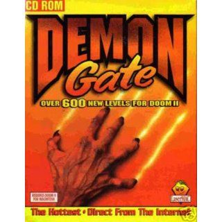 Demon Gate for Doom I II 2 Mac CD Game Level Add Ons