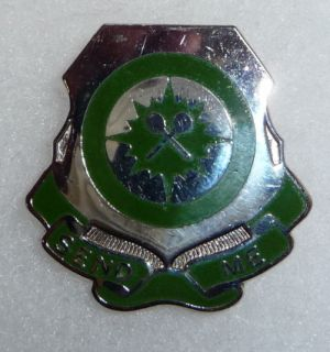 795th Military Police Battalion U s Army MP Di Crest