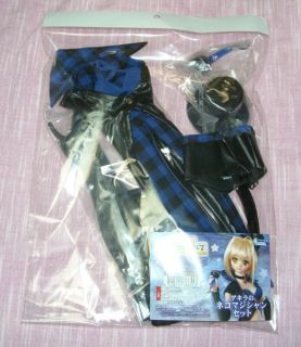 Dollfie Dream Sister Akira Fullset Cat Magician Akihabara Girls