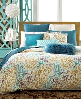 INC International Concepts Bedding, Cheetah Animal Print Quilted Queen