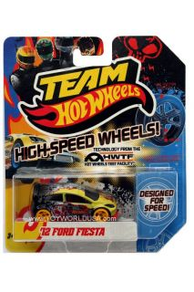 2012 Team Hot Wheels High Speed Wheels 2012 Ford Fiesta