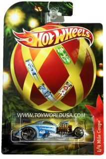 2011 Hot Wheels Holiday Hot Rods 1 4 Mile Coupe