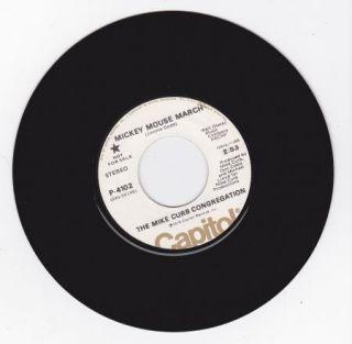 Hear Funk Soul B Boy Drum Break 45 Mike Curb Congregation Mickey Mouse