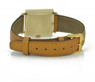 14k Solid Gold Tiffany Co Watch Mens Manual Wind