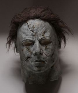 Halloween Michael Myers RZ H1 Destroyer Latex Mask not Freddy Jason