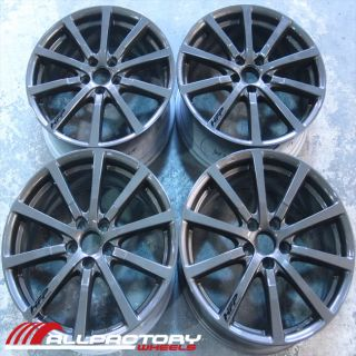 HFP 19 2008 2009 2010 2011 2012 Set of Four Rims Wheels 63932
