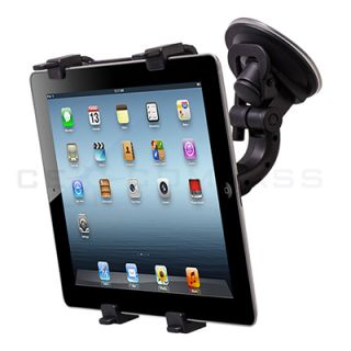 Black Car Seat Back Mount Holder for Apple iPad 4 3 2 iPad Mini Google