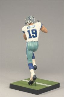 McFarlane NFL 27 Miles Austin Tony Romo Dallas Cowboys 2pack Retro CL