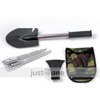 Military Multi Tools Folding Shovel Camping Survival