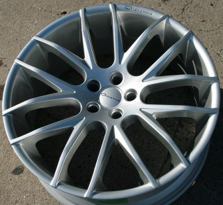 Giovanna Kilis 22 Silver Rims Wheels Dodge Charger V6 Hemi