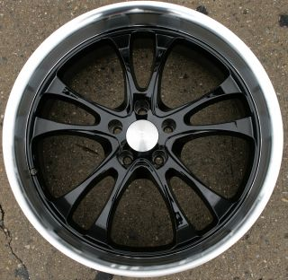 Adr Sterling 20 Black Rims Wheels Crown Victoria 93 02 20 x 8 5 5H 20