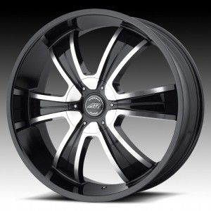 18 inch AR894 Black Wheels Rims 5x135 97 03 Ford F150 Expedition