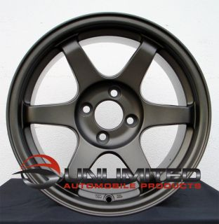 15 Varrstoen V1 Style Wheels Rims Fit Acura Integra GSR LS GS RS 1989
