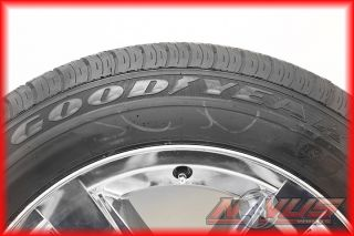 2012 20 Dodge RAM 1500 Bighorn Durango Chrome Wheels Tires 18 22
