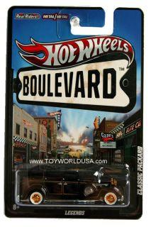 2011 Hot Wheels Boulevard Legends Classic Packard