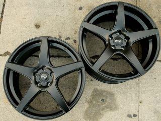 M111 20 M Black Rims Wheels Camaro SS 09 Up 20 x 8 5 10 5H 35