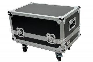 Tour Flight Case for An Ampeg SVT 13 Amplifier Head w 4 Wheels