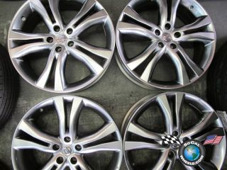 09 11 Nissan Murano Factory 20 HyperSilver Wheels OEM Rims 62518 FX35