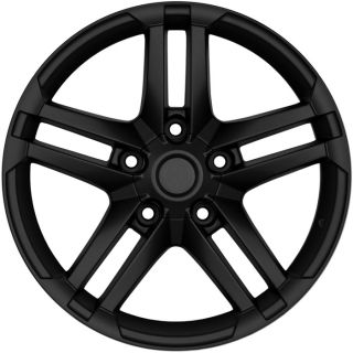 20 TRD Matte Black WHEELS RIMS FITS TUNDRA SEQUOIA 2007+ LAND CRUISER