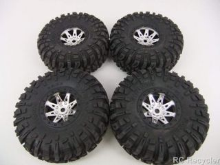 Racer Crawler 2 2 RIPSAW Tires Wheels Rims Scale SCX10 AX10