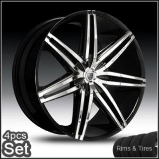 28 Lexani Wheels and Tires Chevy Escalade Ford 5 and 6 Lug Rims