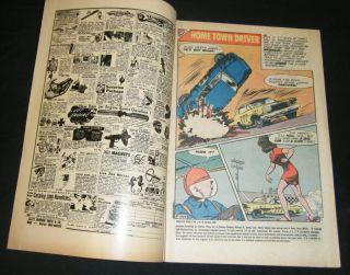 WORLD OF WHEELS #28 ~ 1969 Charlton Comics   Ken King Pete Dinke