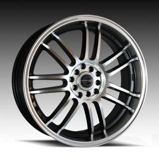 17 4x100 4x114 3 Rim Wheels Accord Mini Cooper s JCW