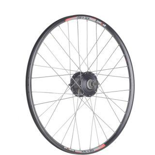 Alfine Hub Gear DT XR 400 Disc Rim Black 32 Hole Rear Wheel