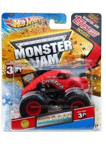 Hot Wheels 2012 Monster Jam Monster Truck.