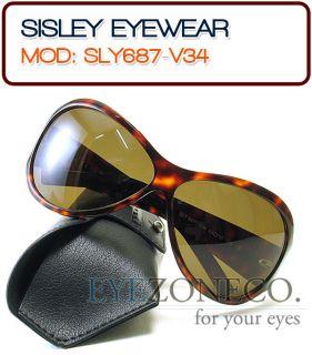 EyezoneCo Sisley Full Rim Plastic Sunglass SLY687 V34