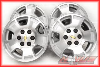 Avalanche Sierra Silverado Wheels Cheverolet GMC Cadillac 18 20