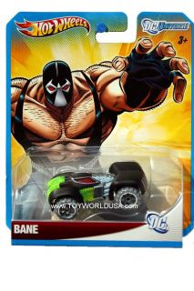 Hot Wheels DC Universe Bane Vehicle