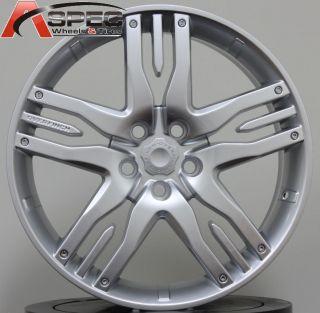 20 Rave Rover Silver Rim Wheel 2002 2012 Range Rover HSE Sport