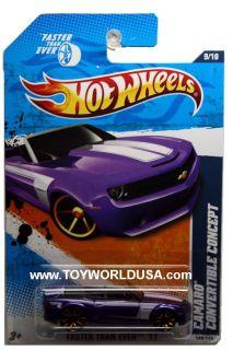 Hot Wheels 2011 Series mainline die cast vehicle. This item is on a