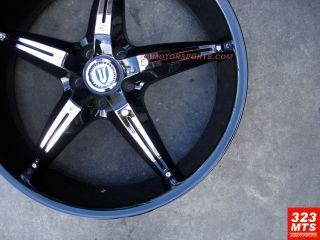 22 inch Rims Wheel Versante 221 Lexus Lincoln Mazda CX7