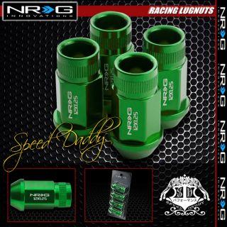 NRG Rim Extended Anodized M12x1 25 1 75L Wheel Lug Nut Subaru