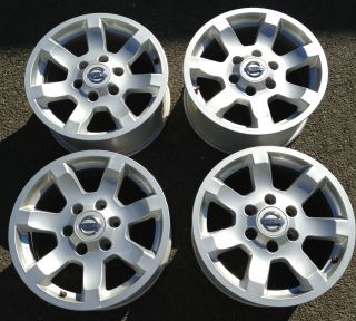 Titan Armada 17 Factory Rims Alloy Wheels Set 62435 17x7 5