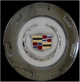 09 11 Cadillac Escalade Chrome 5309 Colored Center Cap 22 Rim GM