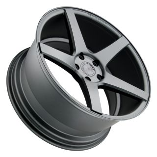 19 Avant Garde M550 Dolphin Gray Wheels Rims Fit Lexus IS250 is350 Is