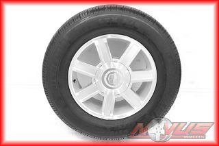 Escalade Chevy Tahoe Silverado GMC Yukon Sierra Wheels Tires 17