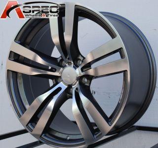 2011 BMW x6 Style Wheels Fit BMW x5 x6 5x120 Rim Wheels