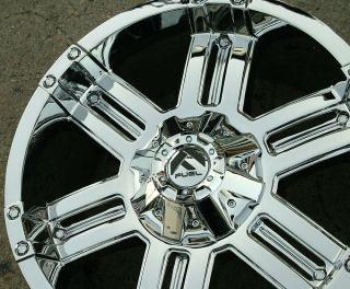 Fuel Gauge D503 20 Chrome Rims Wheels Yukon Denali 99 Up 20 x 9 0 6H