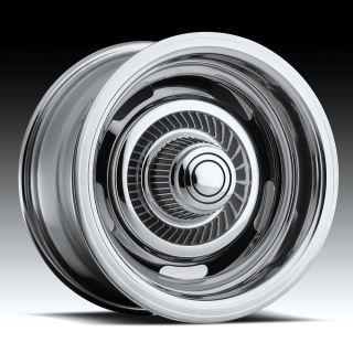 22 x 14 Fuel Hostage Chrome Deep 5 6 8 Lug Wheels Rims