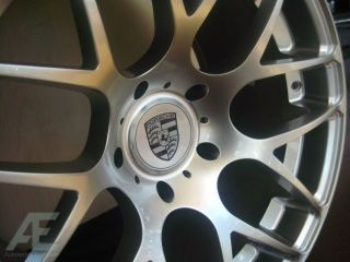 22 Porsche Wheels Rims Tires Panamera 4S Turbo S