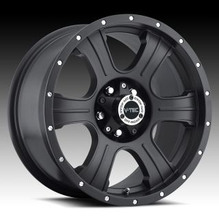 16 inch 6x5 5 Black Wheels Rims 6 Lug Chevy Silverado 1500 Sierra