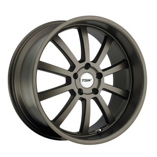 17 TSW Willow Bronze Rims Wheels Audi A3 A4 Quattro S4