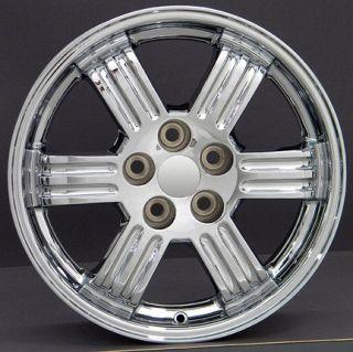 17 Rims Fit Mitsubishi Chrome Eclipse Wheels 17 x 6 5